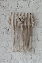 Load image into Gallery viewer, Macadamia Macrame Wall Hanging