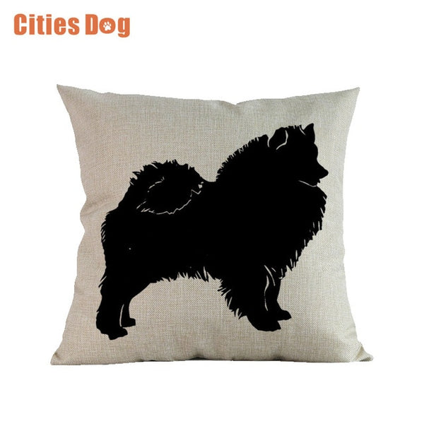 Shih Tzu Pillow Covers - Posh Puppies Boutique