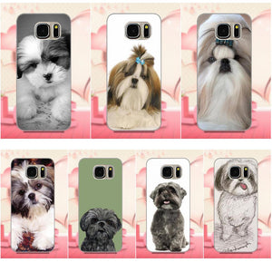 High Quality Shih Tzu Phone Case (Various Styles)