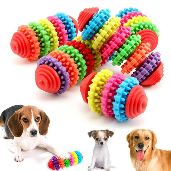 Bite Resistant Tooth Cleaning Toy - Posh Puppies Boutique
