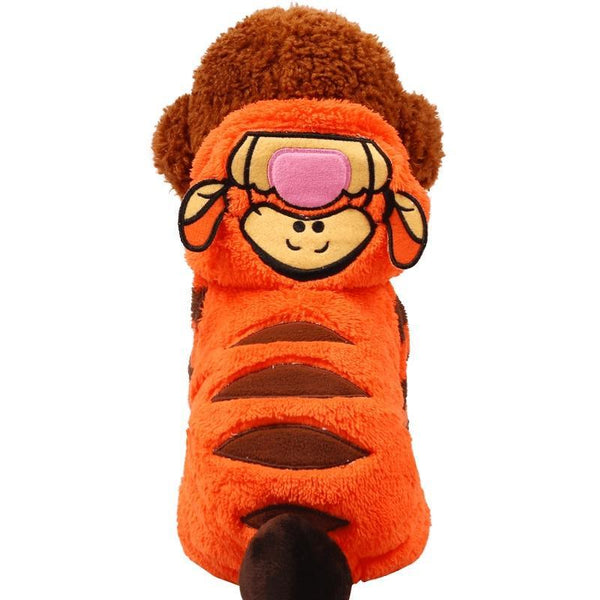 Posh Puppies Tiger Costume - Posh Puppies Boutique