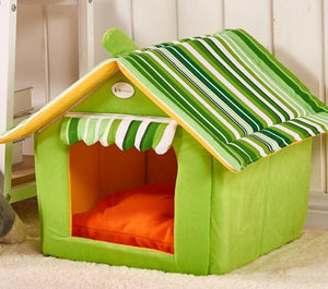 Cute Shih Tzu Dog House (4 Colors) - Posh Puppies Boutique