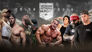 WARHOUSE GYM: 5TH ANNUAL VETERANS OUTREACH WORKOUT (VOW) 2019