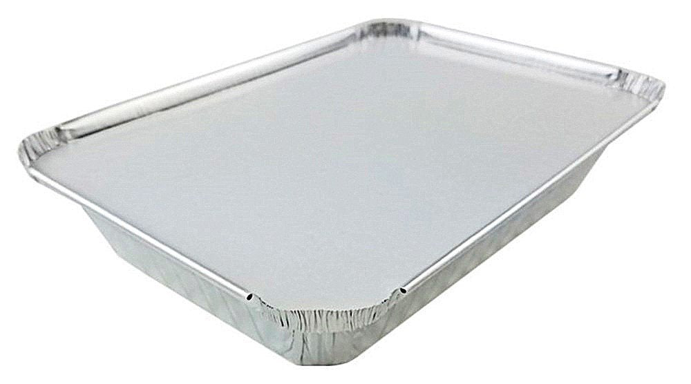 2 lb. Oblong Foil Take-Out Pan w/Board Lid