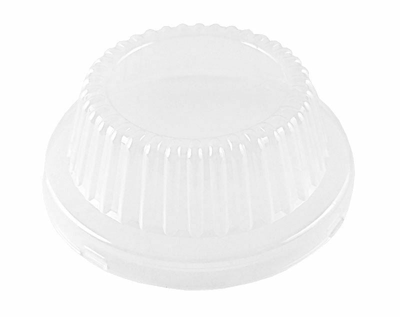 "Dome Lid For Durable 5 3/4"" Foil  Meat/Pot Pie Tart Pan 125/PK"