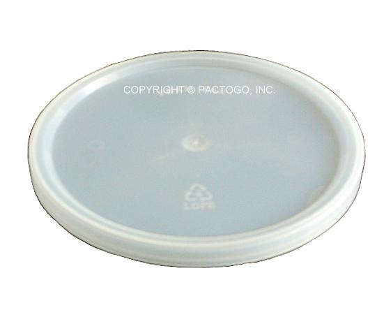 Lid For 64 oz. DELItainer Container (Clear)