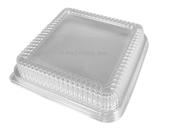 "Dome Lid For 8"" Square Cake Foil Pan"