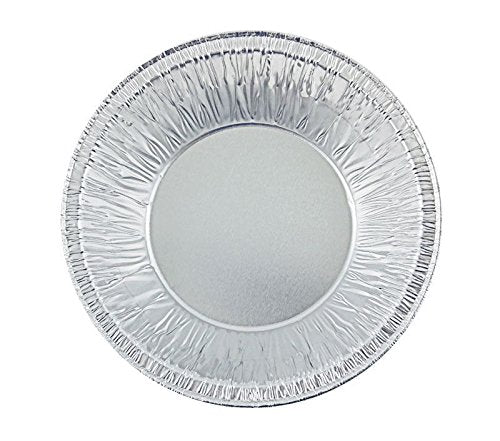 "D&W Fine Pack B18 5"" Deep Foil Pot Pie Tart Pan 1 1/4"" Deep 1000/CS"