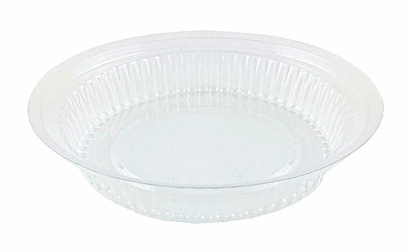 "Clear Dome Lid For 4 7/8"" Foil Tart Pan 1000/CS"