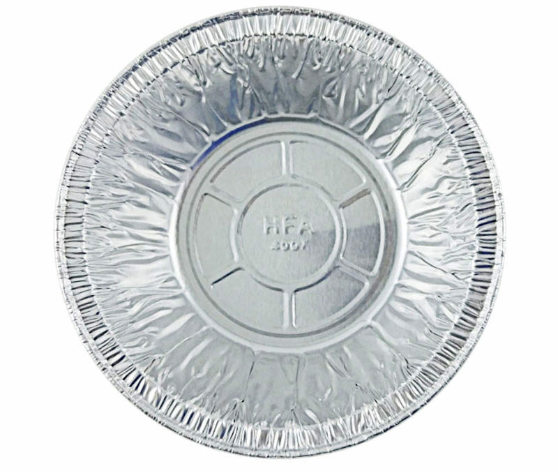 "Handi-Foil 5 3/4"" Aluminum Foil Pot Pie Pan (12 oz.) 1000/CS"