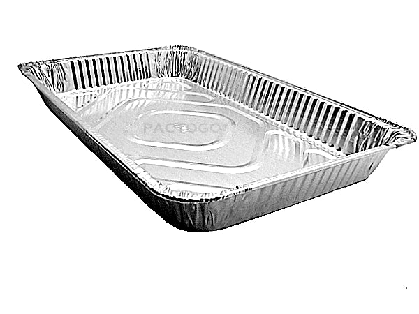 Full-Size Medium Steam Table Aluminum Foil Pan