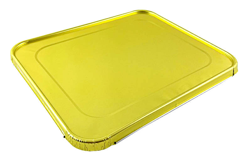 Handi-Foil Gold Lid for Half-Size Steam Table Pan