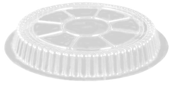 "Dome Lid for 10"" Round Foil Pan"
