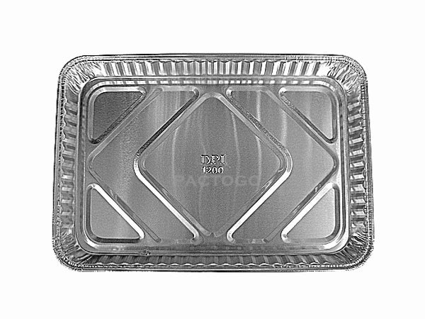 1/4 Size Sheet Cake Foil Pan