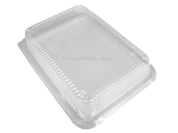 High Dome Lid For 1/4 Size Sheet Cake Foil Pan