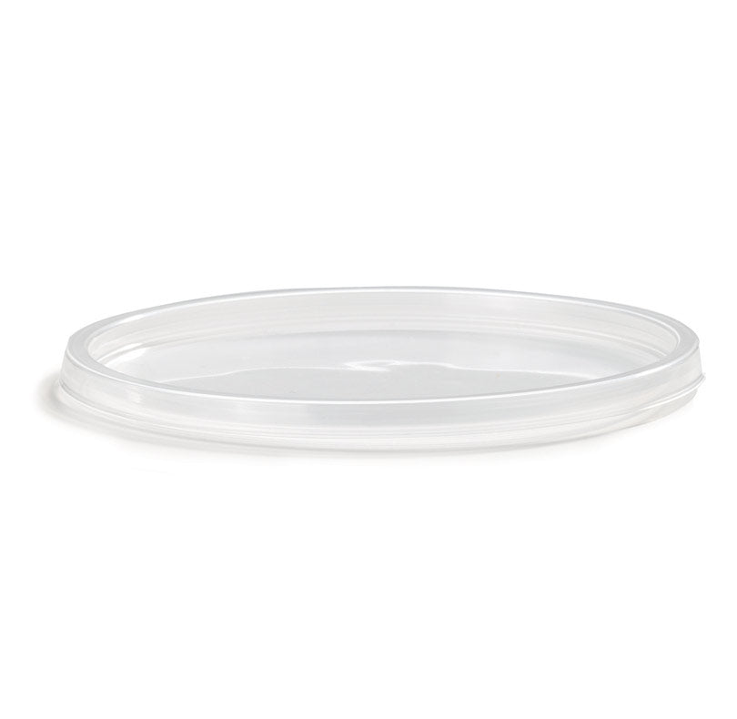 Placon Clear Lid for 8-32 oz. Round Deli Containers