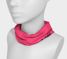 Load image into Gallery viewer, Love my bandana '' Love is a virus '' IV
