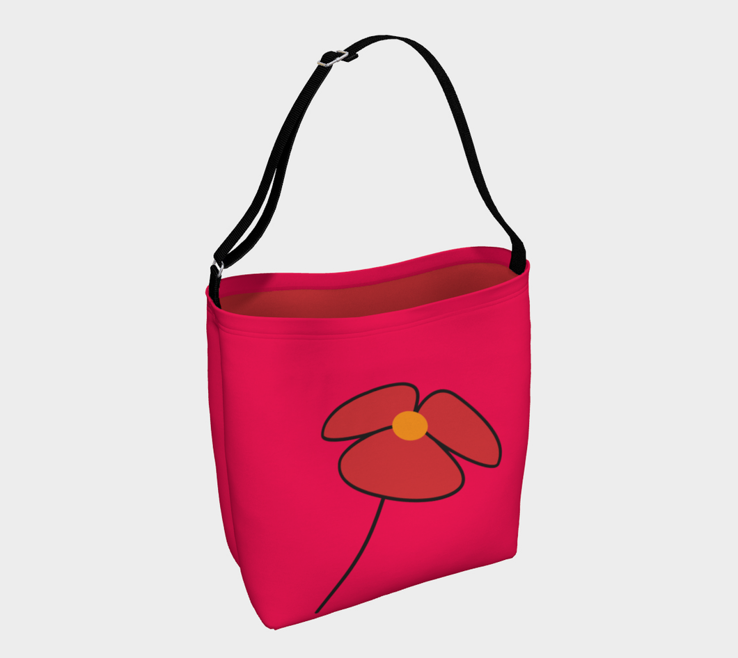 Love my flower bag VI