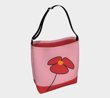 Load image into Gallery viewer, Love my flower bag X