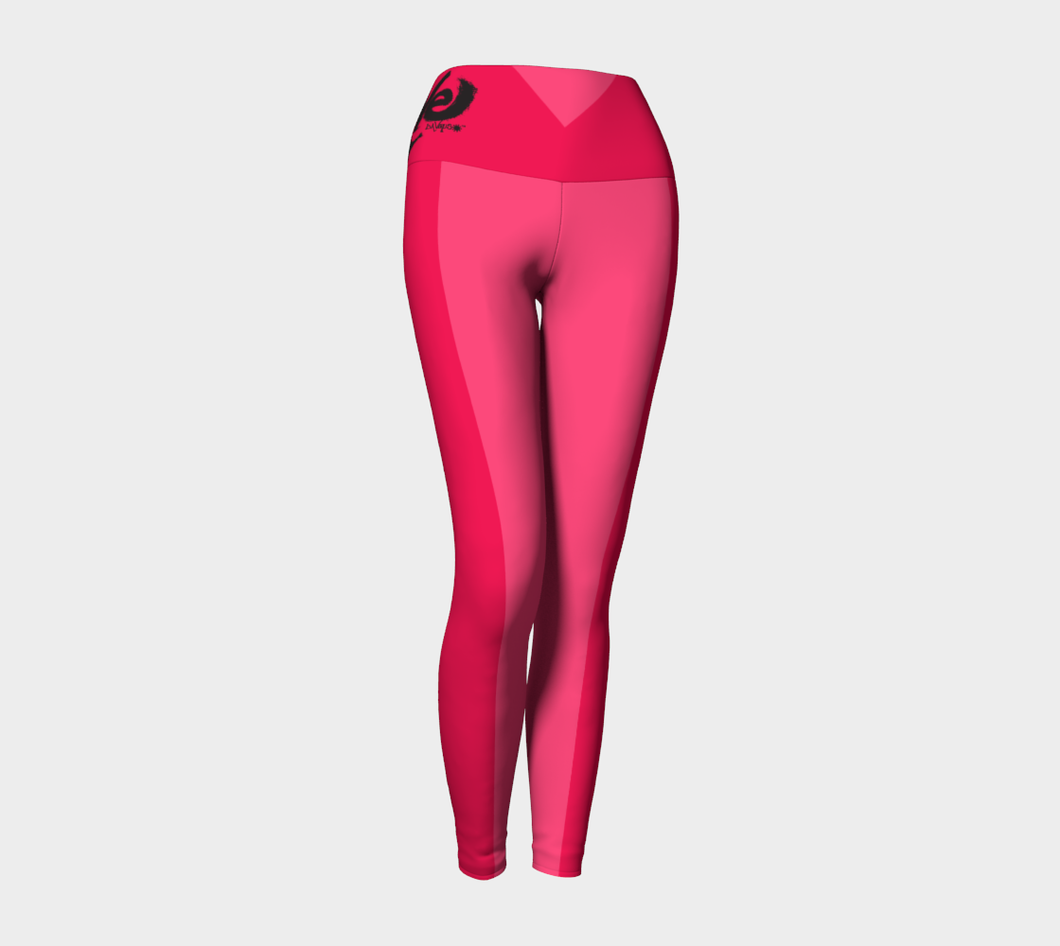 Love my hot pink legging VII