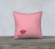 Load image into Gallery viewer, Love is a virus Home - Light Pink back