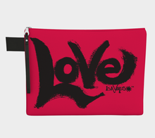 Load image into Gallery viewer, Love my little zipper bag II