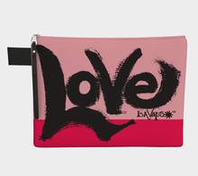 Load image into Gallery viewer, Love my little zipper bag IV