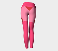 Load image into Gallery viewer, Love my hot pink legging III
