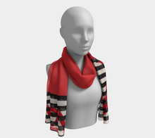 Load image into Gallery viewer, Love scarf - 2