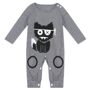 Baby Romper Long Sleeve
