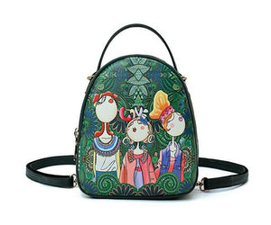 Spring Summer Women bags Girls Backpack