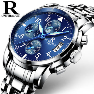 Top Luxury Brand Men Watches Chronograph