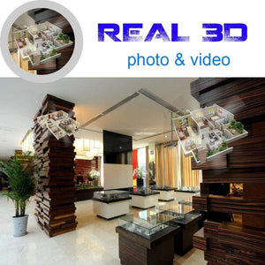 3D Holographic LED Advertisement Display
