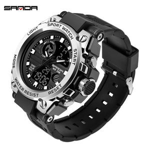 Sanda Men's Sports Watches