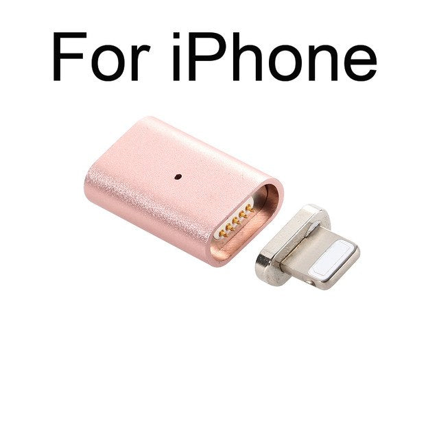 Magnetic Adapter Data For iPhone