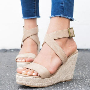 Gladiator Women's Wedges Sandals