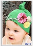 Baby Girl Flower Hat