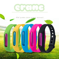 Color Mosquito Repellent Bracelet