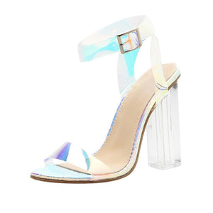 Crystal Party High Heels