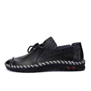 Masorini Leather Business Men Shoes