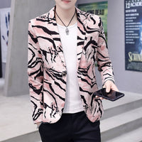 Mens Casual Coat Blazer