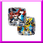 "18"" Transformers Birthday Foil Balloon"