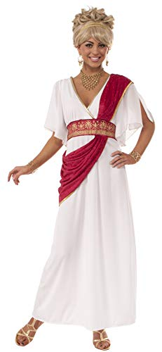 Rubies Costume Women's Grecian Goddess Halloween Costume Adult Small