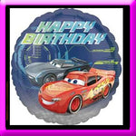 "18"" Lightning McQueen Foil Balloon Cars"