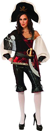 Rubie's Costume Co Women's Swashbuckler Halloween Costume Adult Womens Medium