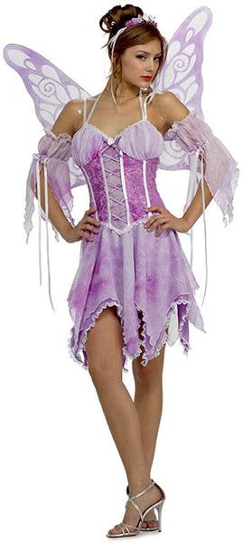 Rubies Costume Secret Wishes Sexy Butterfly Adult HAlloween Costume XSmall
