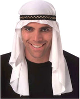 Arabian Mantle Headpiece Halloween Costume Accessory