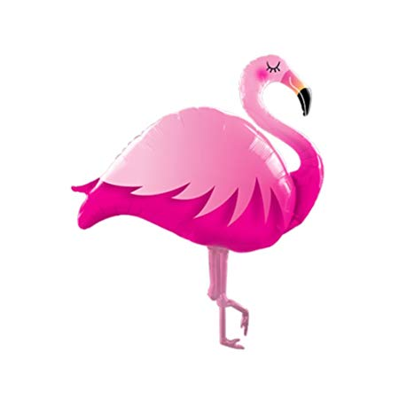 "46 "" Flamingo Foil SuperShape Balloon"