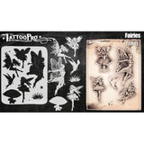 Wiser's Fairies Tattoo Pro Stencil