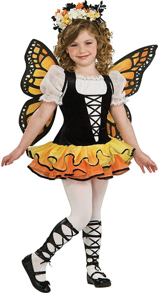 Rubie's Costume Deluxe Monarch Butterfly Child's Halloween Costume
